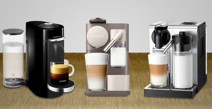 how to make iced coffee in nespresso
