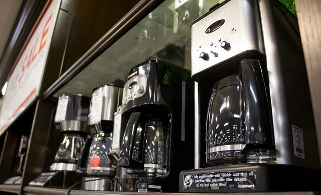how to descale a cuisinart coffee maker