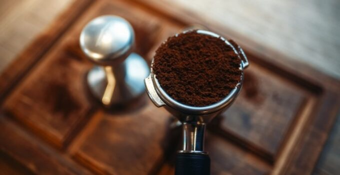 how to store fresh ground coffee